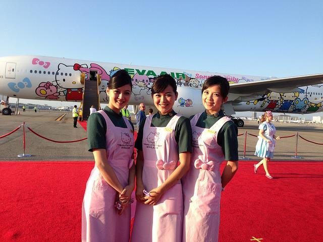 Dai ly chinh thuc Eva Air tai Viet Nam