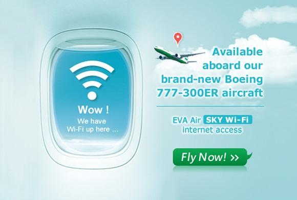 Hành trình tho?i mái cùng Eva Air