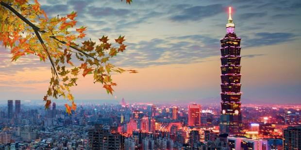 Vé máy bay đi Đài Loan giá rẻ hãng EVA Air
