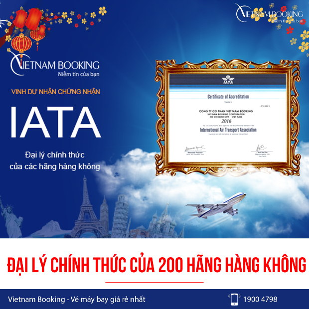 Vé máy bay từ Việt Nam đi Đài Bắc giá rẻ