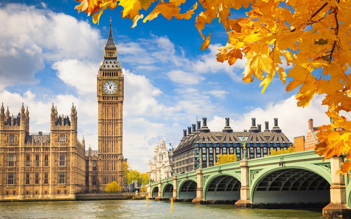 Tour du lịch London từ Việt Nam