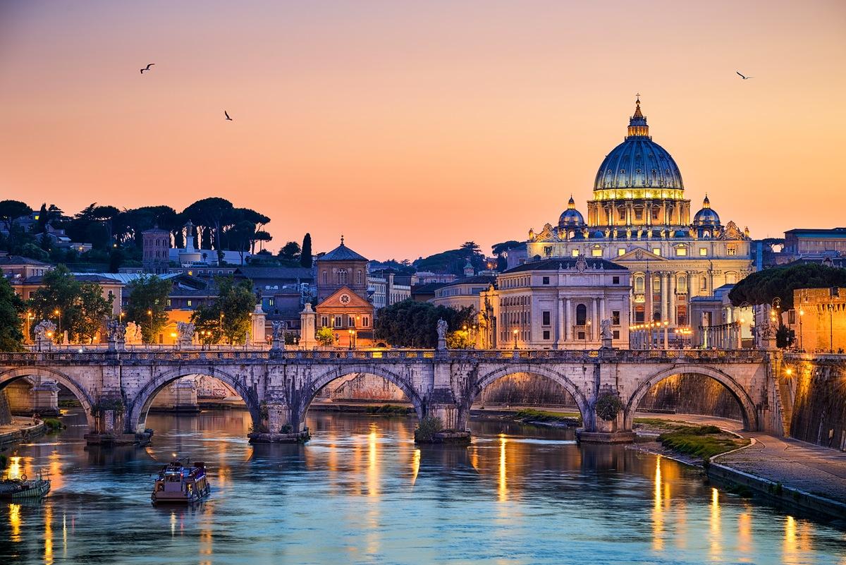 Book tour du lịch giá rẻ nhất từ Hà Nội đi Rome