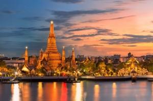 Bán vé máy bay từ Hà Nội đi Bangkok khuyến mãi