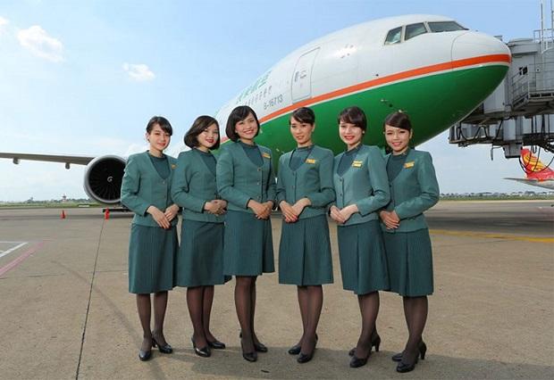 Hãng hàng không Eva Air giá tốt