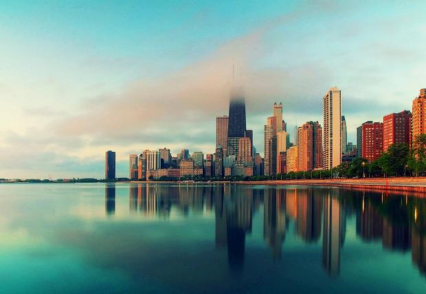 Book ngay vé máy bay đi Chicago