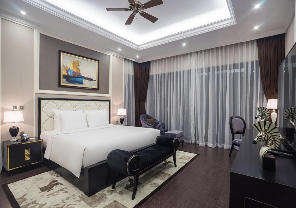 Phòng suite Khu nghỉ dưỡng Radisson Blu Phú Quốc