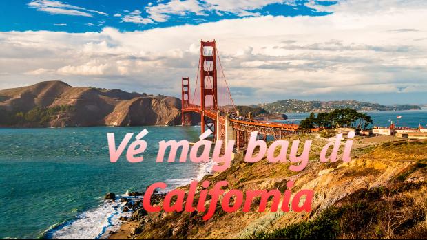 Vé máy bay đi California giá rẻ hãng EVA Air