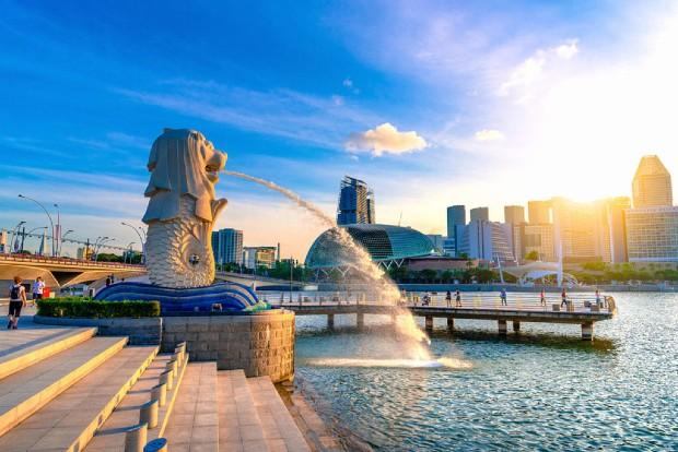Vé máy bay đi Singapore giá rẻ hãng EVA Air