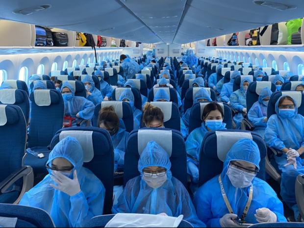 Đặt Vé máy bay từ Hàn Quốc về Việt Nam | Lịch bay mới 2021