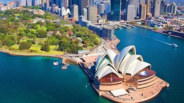 Vé máy bay từ Việt Nam đi Úc hãng EVA Air