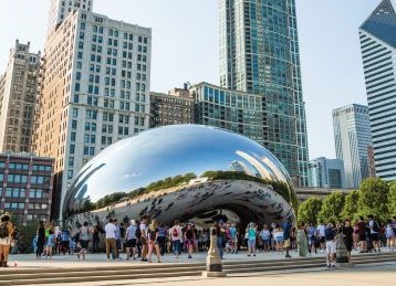 Đi Chicago