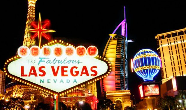 Vé máy bay từ TP Hồ Chí Minh đi Las Vegas | Đặt vé ngay