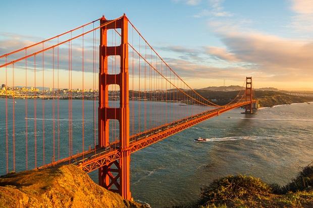 Săn vé máy bay từ Đà Nẵng đi San Francisco