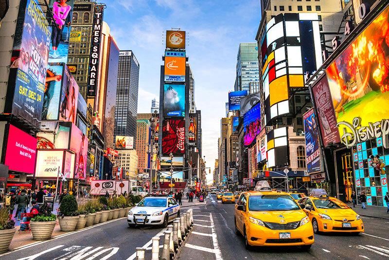 Vé máy bay từ Hà Nội đi New York giá ưu đãi 2021