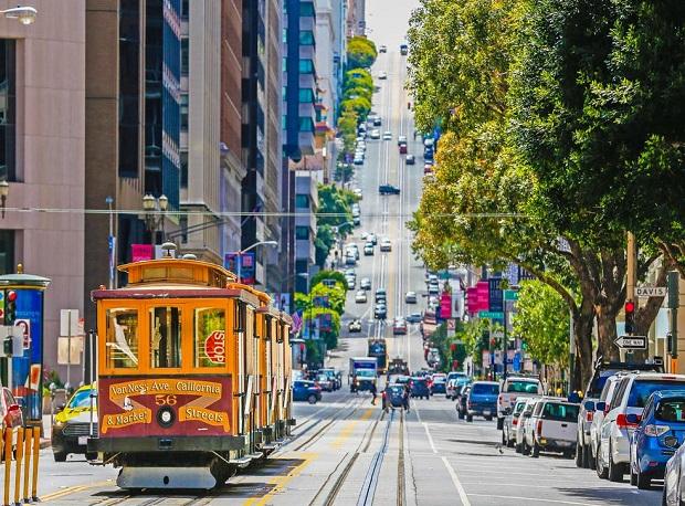 Vé máy bay từ Hà Nội đi San Francisco | Đặt vé giá rẻ