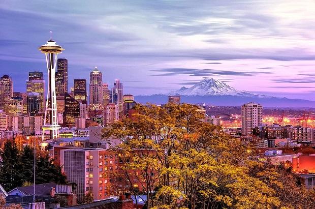 Vé máy bay từ Tp Hồ Chí Minh đi Seattle | Giá ưu đãi