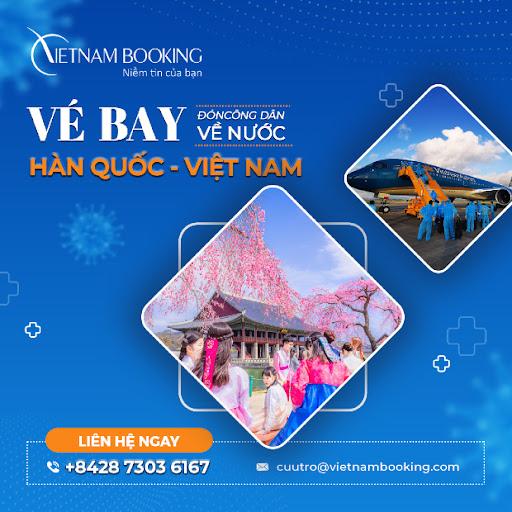 Thông Tin Mới Nhất Chuyến Bay từ Hàn Quốc về Việt Nam, Tháng 9